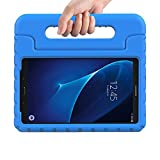 eTopxizu Samsung Galaxy Tab A 7.0 Case,EVA ShockProof Light Weight Super Protection Cover Handle Stand Kids Case for Tab A 7.0 Inch Tablet 2016 Release(SM-T280 and SM-T285 Version ONLY), Blue