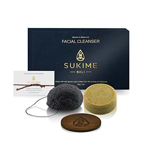 SUKIME Spa Baskets for Women: Soap Box With Organic Natural