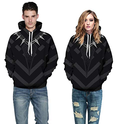 TAKUSHI HF Unisex Fashion Galaxy 3D Digital Printed Pullover Hoodies Hooded Sweatshirts for Sport and Party 18 Fashion Online Shop gifts for her gifts for him womens full figure
