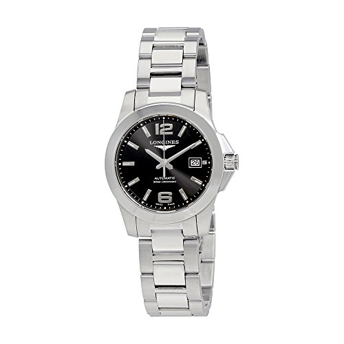 41pmAIeDL0L Stainless steel case. Stainless steel bracelet. Silver dial.