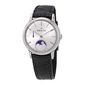 Zenith Elite Lady Automatic Moonbphase Silver Dial Ladies Watch 03.2330.692/01.C714
