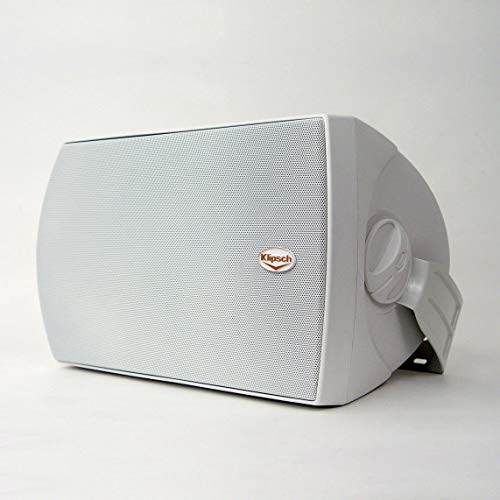 Klipsch AW-650  Indoor/Outdoor Speaker - Black (Pair)