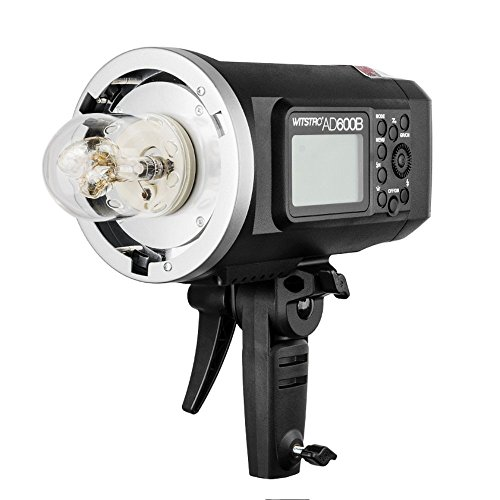 Godox Witstro AD600 Bowens Mount 600Ws TTL High Speed Sync Outdoor Flash Strobe Light
