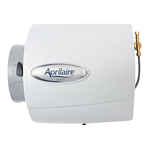 Aprilaire Whole House Humidifier, Water Saver Furnace Humidifier