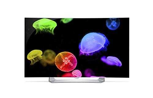 LG Electronics 55EG9100 Curved 55-Inch 1080p 3D Smart OLED TV (2015 Model)