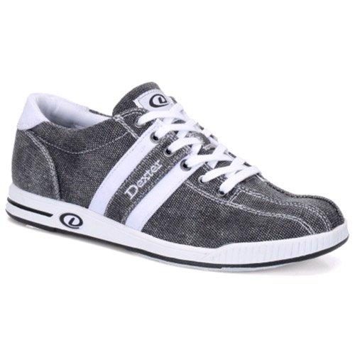 Dexter Kory II Bowling Shoes, Black/White, Size 10.0