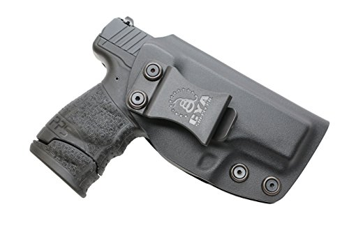 CYA Supply Co. IWB Holster Veteran Owned Company (Black, 033- Walther PPS M2)