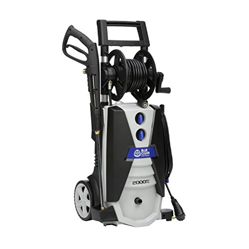 AR Annovi Reverberi AR390SS Electric Pressure Washer, Blue