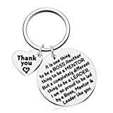 Coworker Leaving Away Keychain Gifts for Colleague Friends Boss Goodbye Farewell Mentor Appreciation Key Chain Gifts Going Away Thank You Retirement Keychain Gifts for Women Friends Men