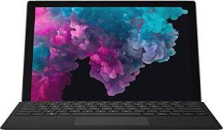 Microsoft-Surface-Pro-5-123-Touch-Screen-2736-x-1824-Tablet-PC-wBlack-Keyboard-Intel-Core-M3-4GB-Memory-128GB-SSD-WiFi-Card-Reader-Bluetooth-Mini-DisplayPort-Windows-10-Platinum