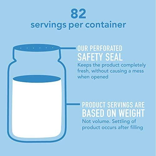 Collagen Peptides Powder 'XL' Jar 32oz | Non-GMO Verified, Certified Paleo Friendly & Gluten Free - Unflavored 8