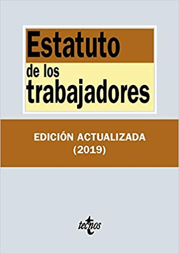 Leer Estatuto de los Trabajadores (Derecho - Biblioteca De Textos Legales) Libro PDF Gratis