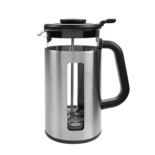 OXO Good Grips Easy Clean French Press Coffee Maker - 8 Cup