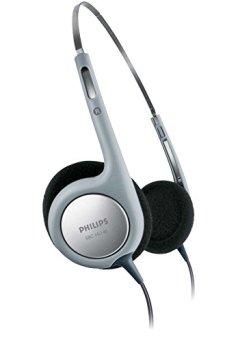 Philips SBCHL140 On-Ear Headphones (Grey)