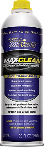 Royal Purple 11722 Max-Clean Fuel System Cleaner