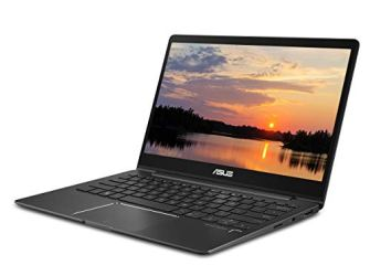 ASUS ZenBook 13 Ultra-Slim Laptop 13.3' FHD WideView Touch, 8th Gen Intel Core i5-8265U Processor, GeForce MX150, 8GB LPDDR3, 256GB SSD, Backlit KB, Fingerprint, Windows 10 - UX331FN-DH51T, Slate Grey