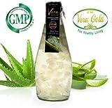 Aloe Vera drink white grape
