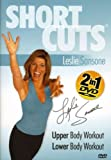 Leslie Sansone Shortcuts:  Upper Body Workout, Lower Body Workout