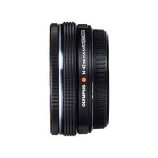 Olympus-MZuiko-Digital-ED-14-42mm-F35-56-EZ-Lens-for-Micro-Four-Thirds-Camera-Black