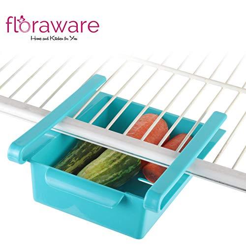 Floraware Refrigerator Storage Rack, Set of 2