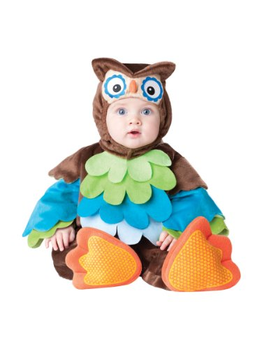 InCharacter Costumes Baby's What A Hoot Owl Costume
