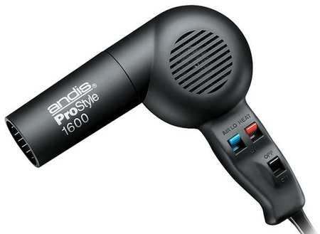 Andis ProStyle PD-2A Hair Dryer, 1600 Watts, Handheld