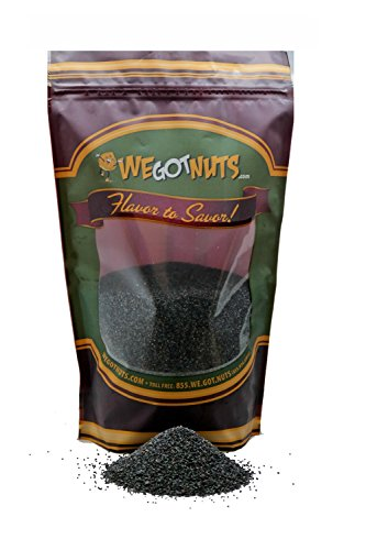Whole Poppy Seeds (England) - 6 Pounds - We Got Nuts