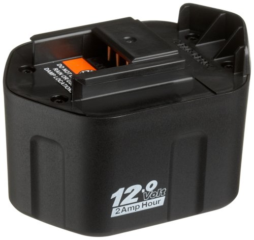 PORTER-CABLE 8623 12-Volt 2.0 Amp Hour NiCd Slide Style Battery