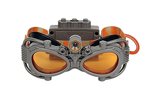 Uncle Milton Dino X-Team Dino Hunter UV Night Vision Goggles