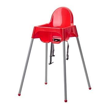Ikea Antilop Chaise Haute Avec Ceinture De Sécurité