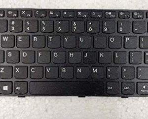 Laptop Keyboard for Lenovo IDEAPAD 110-14ISK E41-10 E41-15 E41-20 E41-25 (Black).US Version
