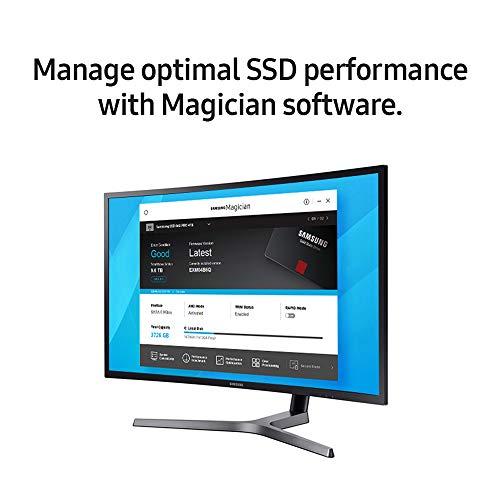 "Samsung 860 PRO 256GB SATA 2.5"" Internal Solid State Drive (SSD) (MZ-76P256) 9"