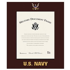 US Navy Certificate Frame/Photo Frame