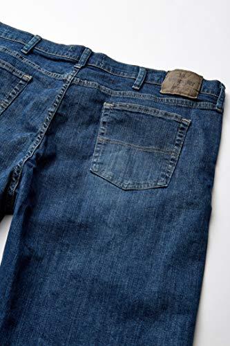 Wrangler Authentics Men's Classic 5-Pocket Relaxed Fit Flex Jean