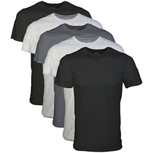Gildan Men's Assorted Crew T-Shirt Multipack 25 Fashion Online Shop gifts for her gifts for him womens full figure