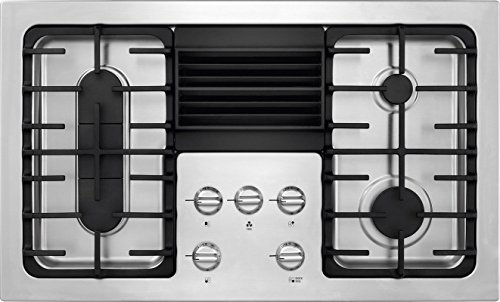 Frigidaire Built In Downdraft Gas Cooktop