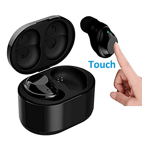True Wireless EarbudsTWS Bluetooth Headphone with Charging Case