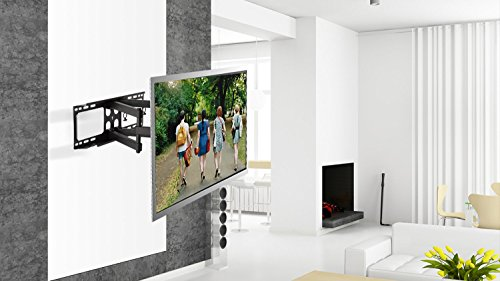 GForce GF-P1124-1173 Full Motion TV Mount 32'-55' - Holds up to 88 lbs (Same Product as SM-720-8550)