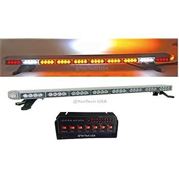 Voltex light bar review centralroots com voltex 48 traffic advisor arrow sign lightbar amber aloadofball Image collections