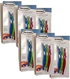 Personna Eyebrow Shaper for Men and Women - 6 Package Value Bundle (18 Total)