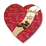 Russell Stover Assorted Milk Chocolates Decorative Heart, 14 oz.