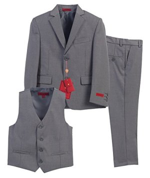 Gioberti Boy's Formal Suit Set