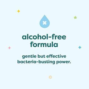 Babyganics Alcohol-Free Foaming Hand Sanitizer, Pump Bottle