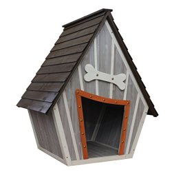 Innovation Pet Dog House, Vintage Design