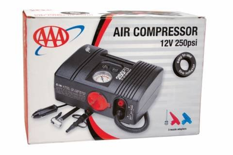 Lifeline 4026AAA AAA 250 PSI Air Compressor -Pack of 6