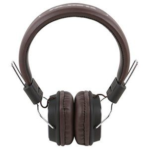 Mobiwear 100% Pure Quality Best Product Original REMAX RB-100HB Headphones with Microphone Wired Noise Cancelling Headphones Comfortable Earmuffs Earphones On-ear Headsets For All device-Mobile