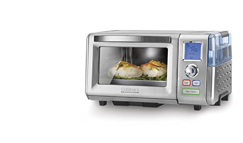 Cuisinart CSO-300N1 Steam & Convection Oven, Stainless Steel