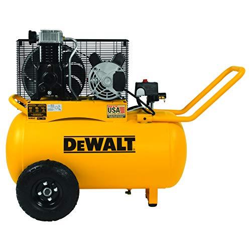 DeWalt DXCM201 20 Gal. 200 Psi Oil LUBED Belt Drive Electric Air Compressor
