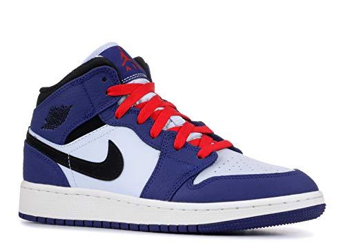 huge discount bd72f 539ea Jordan 1 Mid SE Deep Royal Blue Black – Premium Shoes