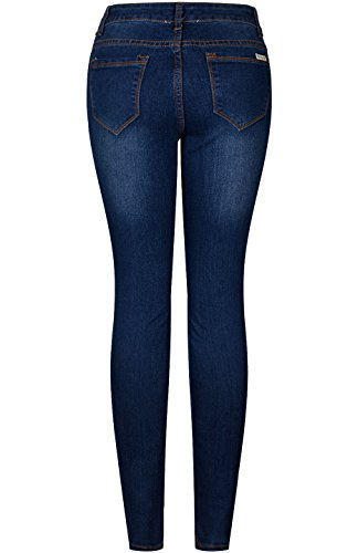 2LUV Women's 5 Pocket Ankle Stretch Skinny Jeans 15 Fashion Online Shop gifts for her gifts for him womens full figure